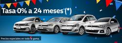 Ofertas de Volkswagen  en el folleto de Cosquín