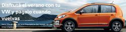 Ofertas de Autos, motos y repuestos  en el folleto de Volkswagen en Cosquín