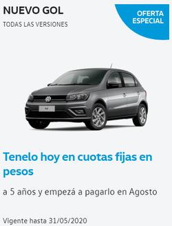 Cupón Volkswagen en Río Gallegos ( 6 días más )