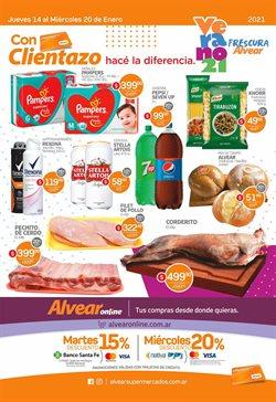 Ofertas de Hiper-Supermercados en el catálogo de Super Alvear en Esperanza ( Caduca hoy )
