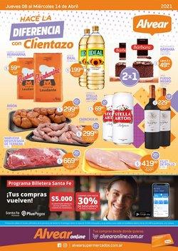 Ofertas de Hiper-Supermercados en el catálogo de Super Alvear en Santa Fe ( Caduca mañana )