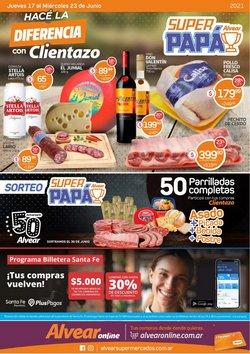 Ofertas de Hiper-Supermercados en el catálogo de Super Alvear ( Vence hoy)