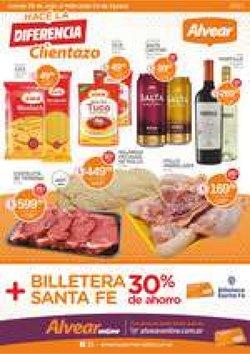 Ofertas de Hiper-Supermercados en el catálogo de Super Alvear ( Vence mañana)