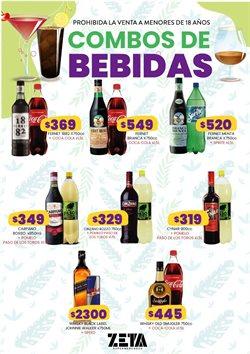 Ofertas de Whisky en Supermercados Zeta
