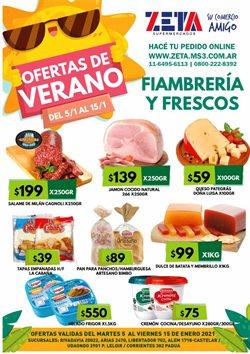 Catálogo Supermercados Zeta en Merlo (Buenos Aires) ( Caducado )