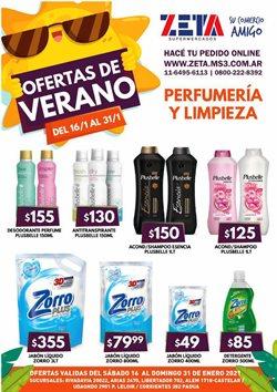 Ofertas de Zorro en Supermercados Zeta