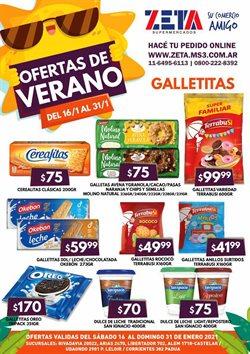 Ofertas de Anillos en Supermercados Zeta