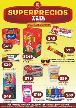 Catálogo Supermercados Zeta ( Vencido)