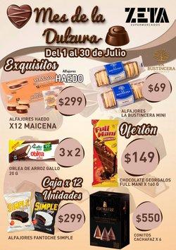 Catálogo Supermercados Zeta ( 6 días más)
