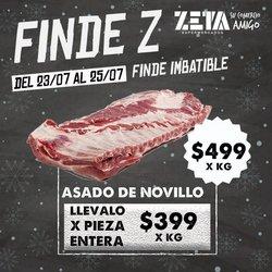 Catálogo Supermercados Zeta ( Vence hoy)