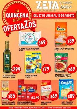 Catálogo Supermercados Zeta ( 9 días más)
