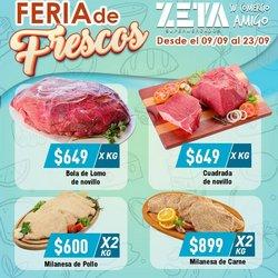 Catálogo Supermercados Zeta ( 3 días más)