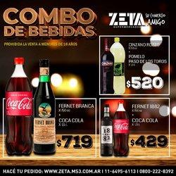 Catálogo Supermercados Zeta ( Vence mañana)