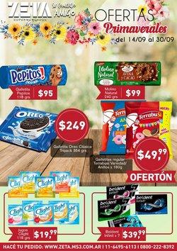 Catálogo Supermercados Zeta ( Publicado ayer)