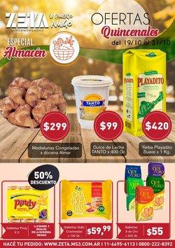 Ofertas de Supermercados Zeta en el catálogo de Supermercados Zeta ( 6 días más)