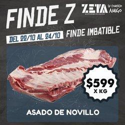 Ofertas de Supermercados Zeta en el catálogo de Supermercados Zeta ( Vence hoy)
