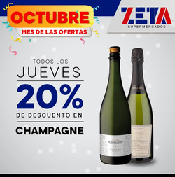 Ofertas de Supermercados Zeta  en el folleto de Castelar