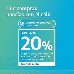 Ofertas de Supermercados Damesco en el catálogo de Supermercados Damesco ( 25 días más)