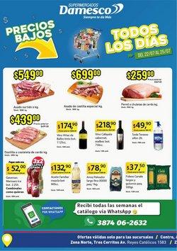 Ofertas de Supermercados Damesco en el catálogo de Supermercados Damesco ( Vence hoy)