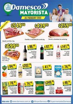 Ofertas de Supermercados Damesco en el catálogo de Supermercados Damesco ( Vence mañana)