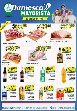 Catálogo Supermercados Damesco ( Vence hoy)