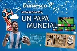 Ofertas de Supermercados Damesco  en el folleto de Salta