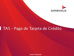 Ofertas de Banco Supervielle  en el folleto de Córdoba