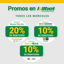 Ofertas de Kilbel Supermercados en el catálogo de Kilbel Supermercados ( 8 días más)