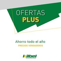 Ofertas de Hiper-Supermercados en el catálogo de Kilbel Supermercados ( Vence hoy)