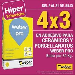 Ofertas de Hipertehuelche en el catálogo de Hipertehuelche ( 7 días más)
