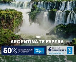 Cupón Aerolineas Argentinas en Las Heras (Mendoza) ( 3 días más )