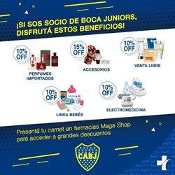 Ofertas de Farmacias y Ópticas en el catálogo de Maga Shop en La Paternal ( 3 días publicado )