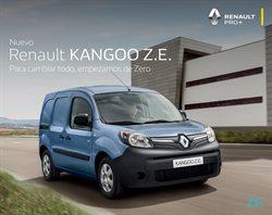 Ofertas de Renault  en el folleto de Rivadavia (San Juan)