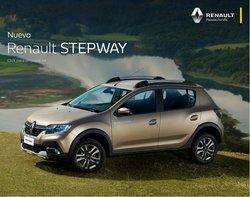 Ofertas de Autos, Motos y Repuestos  en el folleto de Renault en La Plata