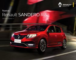 Ofertas de Autos, Motos y Repuestos en el catálogo de Renault en Belgrano (Buenos Aires) ( 2 días publicado )