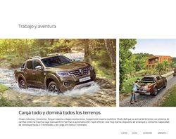 Ofertas de Suspensión en Renault