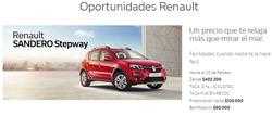 Ofertas de Renault  en el folleto de Santa Fe