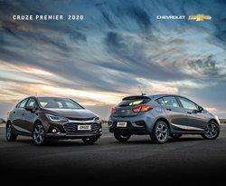 Catálogo Chevrolet en San Nicolás de los Arroyos ( Más de un mes )