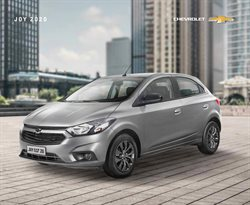Catálogo Chevrolet en Adrogué ( Más de un mes )