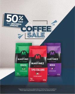 Ofertas de Restaurantes en el catálogo de Café Martinez ( 6 días más)
