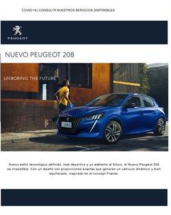 Ofertas de Nuevo en Peugeot