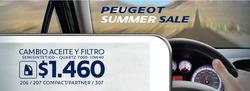 Ofertas de Peugeot  en el folleto de Buenos Aires