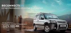 Cupón Peugeot en Comodoro Rivadavia ( 3 días publicado )