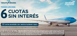 Ofertas de Banco Tierra del Fuego  en el folleto de Ushuaia