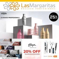 Ofertas de Perfumería y Maquillaje en el catálogo de Las Margaritas ( 5 días más)