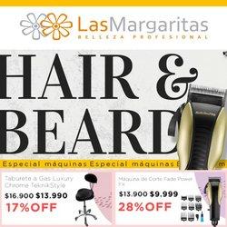 Ofertas de Perfumería y Maquillaje en el catálogo de Las Margaritas ( Publicado ayer)