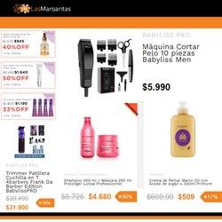 Catálogo Las Margaritas ( 10 días más)