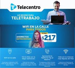Ofertas de Tele Centro en el catálogo de Tele Centro ( 2 días más)
