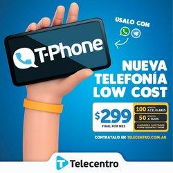 Ofertas de Electrónica y Electrodomésticos en el catálogo de Tele Centro ( Publicado hoy)