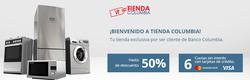 Ofertas de Banco Columbia  en el folleto de Buenos Aires